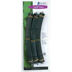 Gardener's Blue Ribbon T019 Sturdy Tree Ties 10 Pack