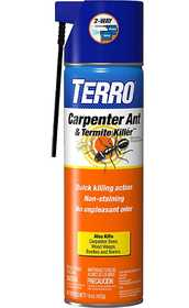 Terro T 1900 Carpenter Ant & Termite Killer Aerosol