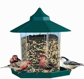 Perky Pet HF92 Gazebo Bird Feeder