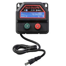 Red Snapr EA5M-RS AC Powered 5 Mile Charger