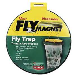 Victor M530D Disposable Fly Magnet Fly Trap