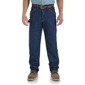 WRANGLER 3W001AI Riggs Workwear Work Horse Relaxed Fit Jean 34x36