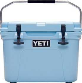 Yeti YT35B Tundra 35 Cooler In Ice Blue