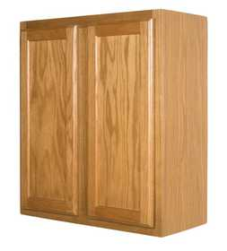 Zee Mfg W4230 42 in X 30 in Keystone Wheat Wall Cabinet