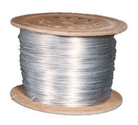 Oklahoma Steel & Wire 0267-0 Electric Fence Wire 14Gage 1/2Mile