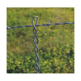 Oklahoma Steel & Wire 0390-0 Commercial Fence Stay - 48 in 100 Piece