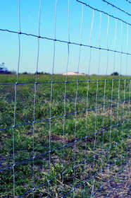 Oklahoma Steel & Wire 0205-7 32 in Field Fence 832-6-14 Light Duty