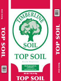 Sutherlands 40LB Bag Bagged Top Soil 40lb