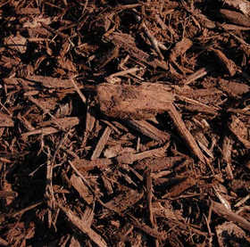 Sutherlands BULK Bulk Brown Mulch Colored Per Scoop