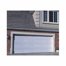 Martin Door MO-1607R 16x7 Non-Insulated Montana Garage Door