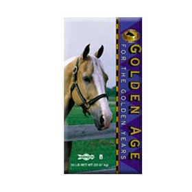 Nutrena 10214ST Horse Feed Senior Golden Age 50 Lbs.