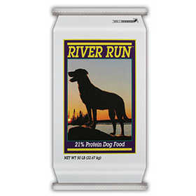 Nutrena 6289 River Run 21% Dog Food 40Lb