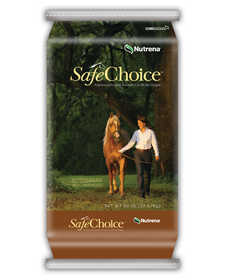 Nutrena 1316 Horse Safe Choice 50 Lbs.