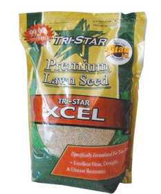 Tri Star Seed 5LB Titan Xcel Blended Fescue Grass Seed 5lb
