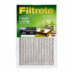 Filtrete 9834DC-6 14x25x1 in Dust and Pollen Reduction Air Filter