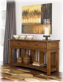Signature Design By Ashley D689-60 Kelvin Hall Dining Room Server