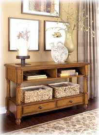 Signature Design By Ashley T530-4 Holfield Console Sofa Table