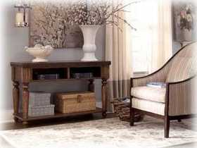 Signature Design By Ashley T627-4 Summerlands Sofa Table