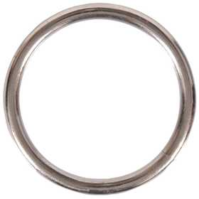 Hillman 321718 2-1/2 in Nickel Plated Welded Ring
