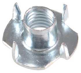 Hillman 180288 6-32 Tee Nut Pronged