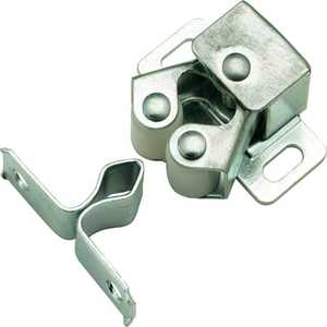 Hickory Hardware P107-2C 1-Inch Cadmium Double Roller Catch