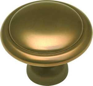 Hickory Hardware P14848-VBZ 1-3/8-Inch Veneti Bronze Conquest Cabinet Knob