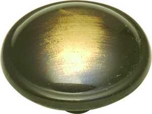 Hickory Hardware P203-AB 1-1/4-Inch Diameter Die Cast Cabinet Knob