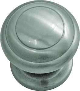 Hickory Hardware P2283-SN Cabinet Knob Arched Bungalow 11/4 Dia