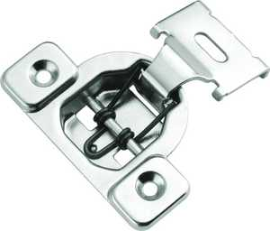 Hickory Hardware P5125-14 1-Piece Concealed Face Frame With 1/2-Inch Overlay