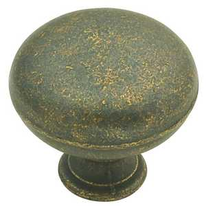 Hickory Hardware PA1218-WOA 1-1/4-Inch Windover Antique Manchester Cabinet Knob