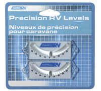 Camco 25553 Precision Curved RV Ball Level