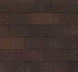 Atlas Roofing 667N010 Glassmaster 30yr Roof Shingles Burnt Sienna
