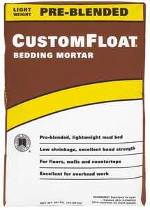 Custom Building Products CFT50 Mortar Bedding Custom Float 50lb