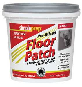Custom Building Products FPQT Simple Prep Premix Floor Patch Qt