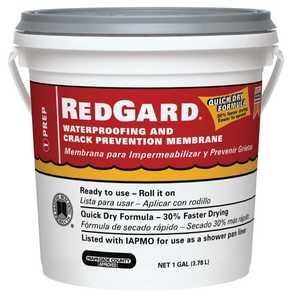 Custom Building Products LQWAF1-2 Redgard Waterproofing & Crack Membrane Gal