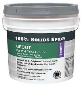 Custom Building Products SEGC Epoxy Grout Solid Color Gal