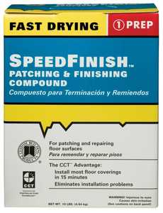 Custom Building Products SF10 Speed Finish Patch/Finish Compound 10#