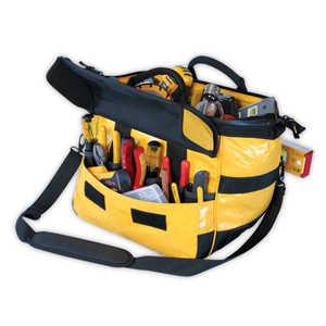 Custom Leathercraft 1258 14-Inch Gear Climate Tool Bag