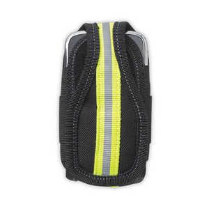 Custom Leathercraft 145127 Large Hi-Visibility Cell Phone Holder