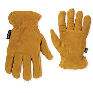Custom Leathercraft 2056X Glove Split Cowhide Winter