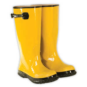 Custom Leathercraft R20012 Boot Slush Yellow Size 12