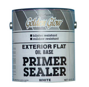 Davis Paint 0.32752 Golden Glow Exterior Oil-Based Primer Gallon