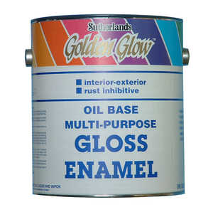 Davis Paint 0.58492 Multi-Purpose Enamel Emerald Green Gallon