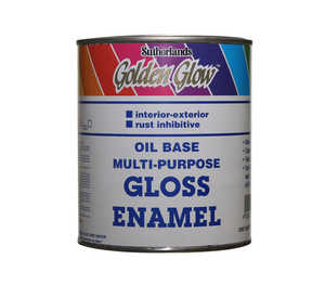 Davis Paint 0.58423 Multi-Purpose Enamel Liberty Blue Quart