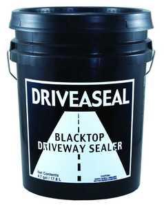 Gardner-Gibson 0595-GA Drive A Seal Blacktop Driveway Sealer 4.75 Gal