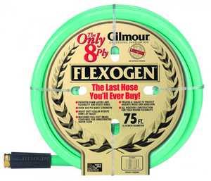 Gilmour 10-58075 Outdoor Hose 5/8x75 ft Flexogen 8ply