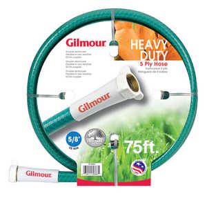 Gilmour 26-58075 Outdoor Hose 75 ft 5ply Radial Bi Flex
