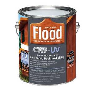 Flood FLD420 Cwf-Uv Exterior Wood Finish Cedar Gal