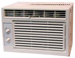 Heat Controller / Comfort-Aire RG-51J Room Air Conditioner 5,000 Btu