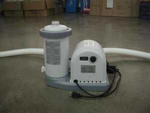 Intex Recreation 56635EG Pump Filter Krystal Clear 1500ga